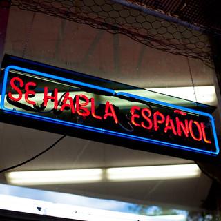 Se Habla Español por Jeremy Brooks
