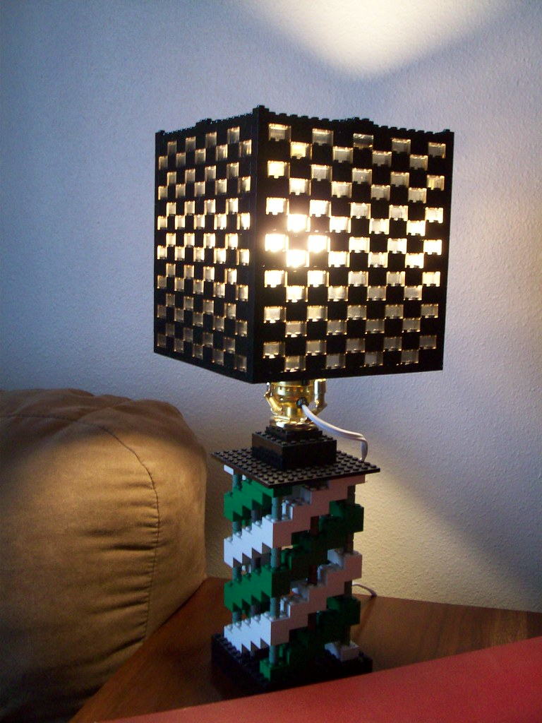 Lego lamp 1 this is what happens when i cant find a lamp flickr purplesprout458 lego lamp 1 by purplesprout458 aloadofball Choice Image