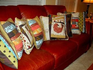 The long awaited Pillow Project | by Geneva Designs