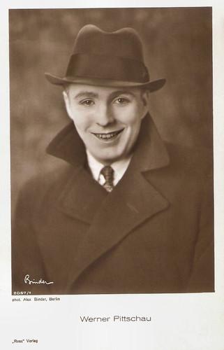 Werner Pittschau