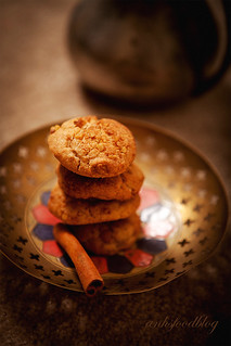 Finnish Cinnamon Walnut Cookies | by anhsphoto_busy!!