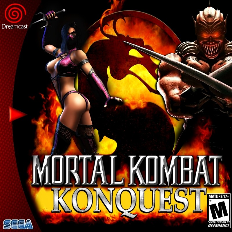 Mortal Kombat Konquest  Openbor TO PS4