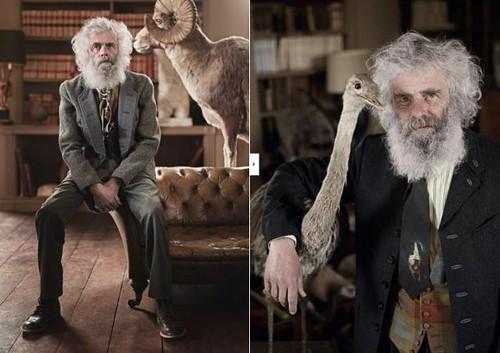 Derek Morton Fashion Designer