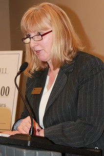 Susan Easterbrook -- WECF Board Chair | by WindsorEssex Community Foundation