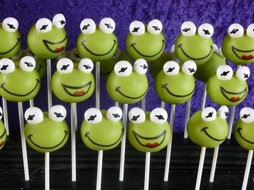Frog Cake Design Ideas