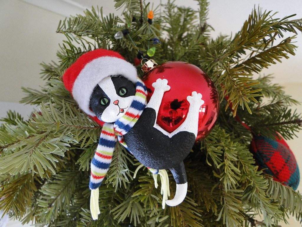 Christmas Cat Decorations – Decoration Image Idea