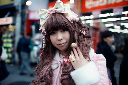 Shibuya Cosplay Girl | by Jon Siegel