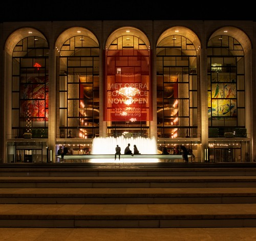 Lincoln Center at Night | by DPGold Photos