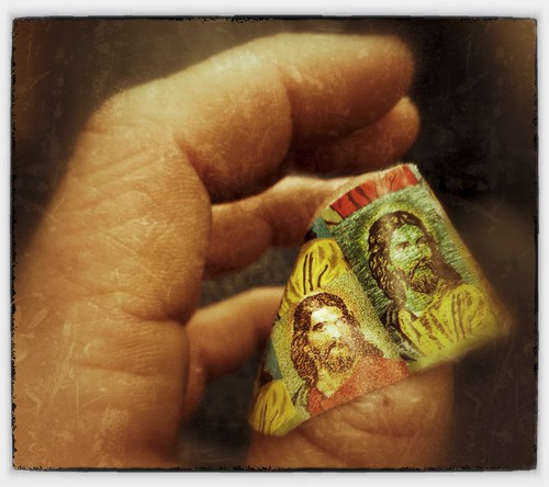 jesus bandaid | by flint photos