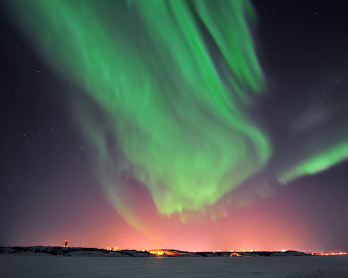 northern lights | by Dougerino