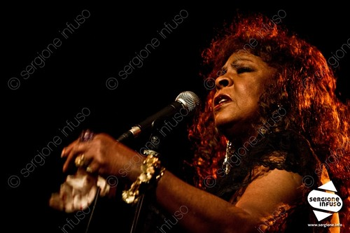 Martha Reeves And The Vandellas @ Blue Note, Milano - 1 febbraio 2012 | by sergione infuso