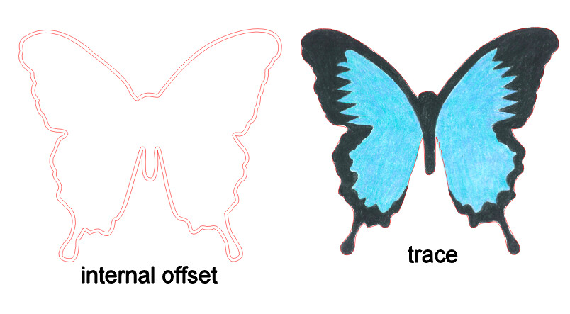 Number Names Worksheets butterfly trace : ss butterfly trace | Kelly | Flickr