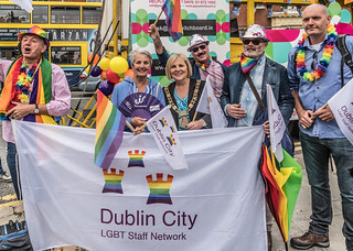 PRIDE PARADE AND FESTIVAL [DUBLIN 2016]-118030 | by infomatique
