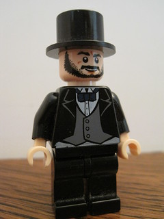 Abraham Lincoln | by Brickdon