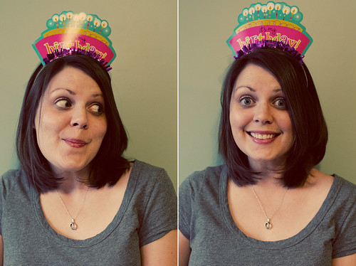 2012 birthday self-portrait | by bmurphy502
