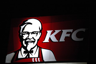 The Colonel from KFC. | by kennethkonica