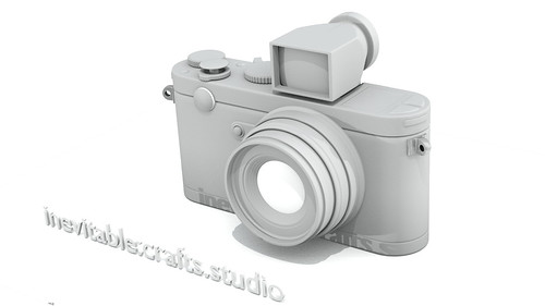 Leica X2 Mockup | by inevitable:crafts.studio