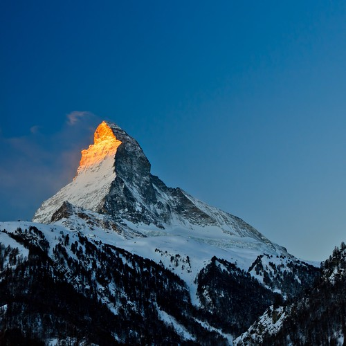 Matterhorn Wake Up Call [Explore First Page] | by Maria_Globetrotter
