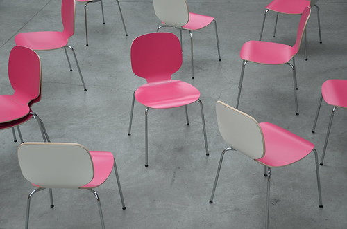 Pink panther | by Crassevig Chairs