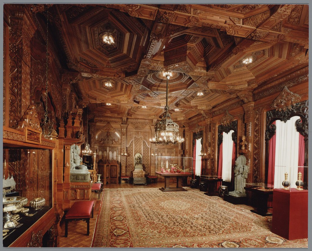 Indische zaal, Paleis Noordeinde, Den Haag. | Deze zaal was … | Flickr