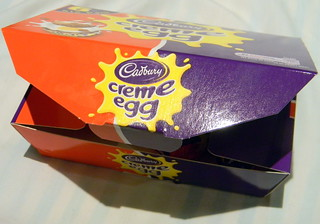 Cadbury creme egg 6 pack 29th February 2012 leap day 21:06.15pm | by dennoir