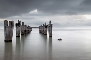 20120219-82-Jetty at Lillies Beach | by Roger T Wong