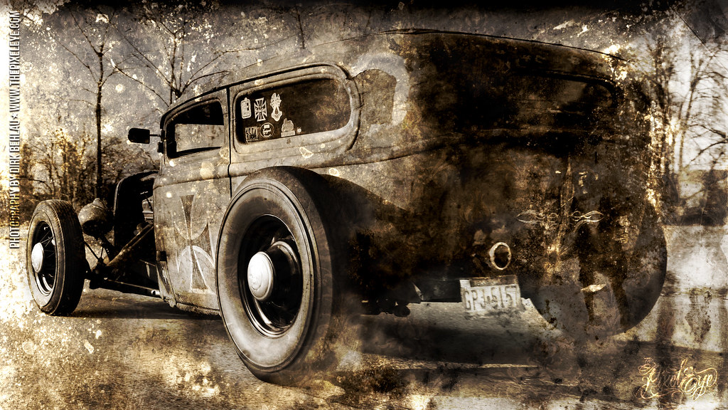 Hot Rod Wallpaper III 27 IMac By The Pixeleye
