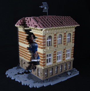 Earthquake! | by Lego.Skrytsson