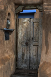 Old Santa Fe (Explored) | by M. David Nelson