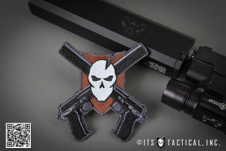 Silencers Are Legal Shoot Morale Patch | by ITS Tactical