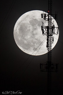 Super Moon Communication | by Peter Brake