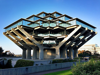 The Geisel Library | by o palsson