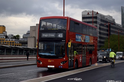 Go Ahead London Subsidiary London Central Mcv Evoseti Bodi