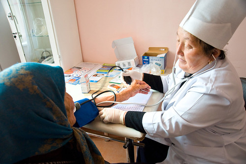 Medical Care at the Aged Persons Center | by UN Women Gallery