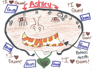 a picure of ashley | by Murray5thGrade
