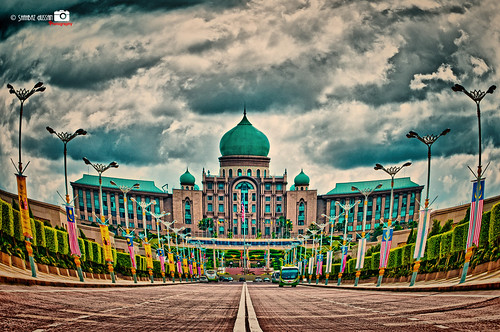 Warm Putrajaya HDR | by Shahbaz Hussain's Photography