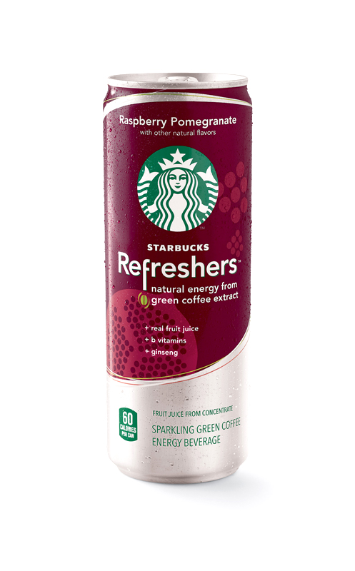 Starbucks Refreshers Starbucks Refreshers Are Made From Re