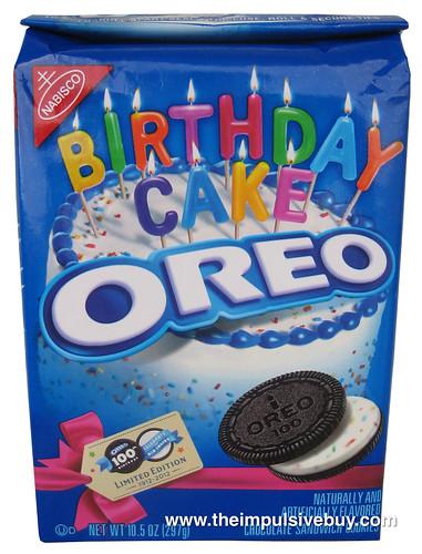 Oreo Birthday Cake Cookies Ingredients