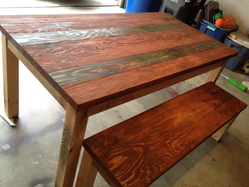 Bon ... Recycled Wood Dining Table | By Torres21