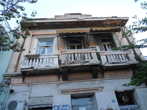 Old Building in Athens