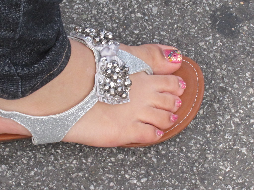 Latina feet photos