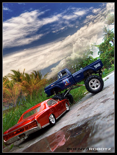 Ford f250 v.s GTO | by Thomas Donie L.F.S