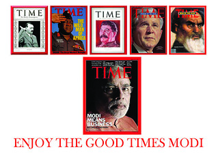Narendra Modi is on Time Magazine Cover: News | by Joe Athialy