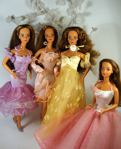 Perfume Pretty Barbie: Barbie Perfume Pretty Whitney Laura Fashions