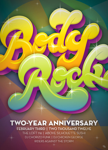 Body Rock Anniversary | by René Cárdenas