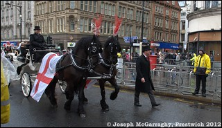 St. George Parade, Manchester, 22.4.12 © 2 | by joseph_mcgarraghy