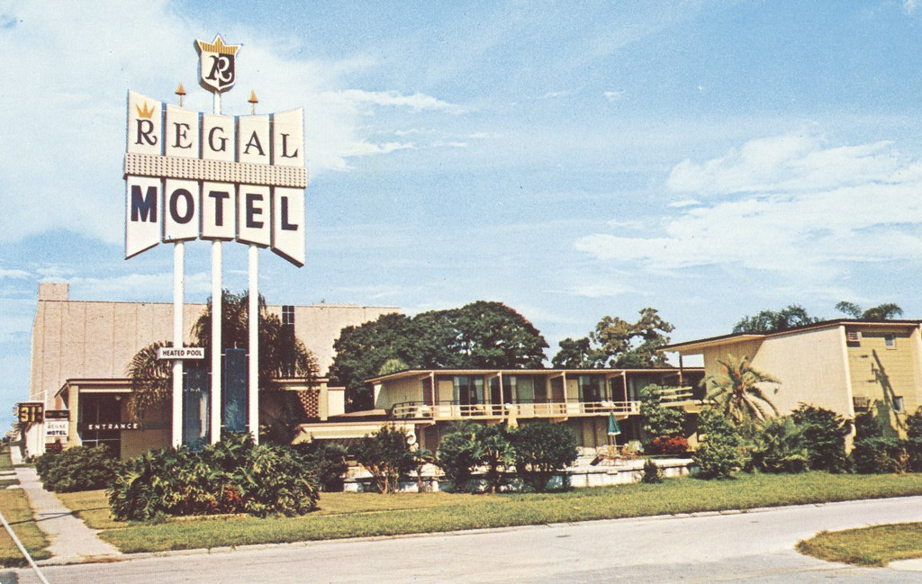 Regal Motel - Clearwater, Florida