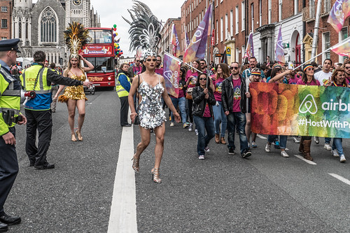 PRIDE PARADE AND FESTIVAL [DUBLIN 2016]-118116 | by infomatique