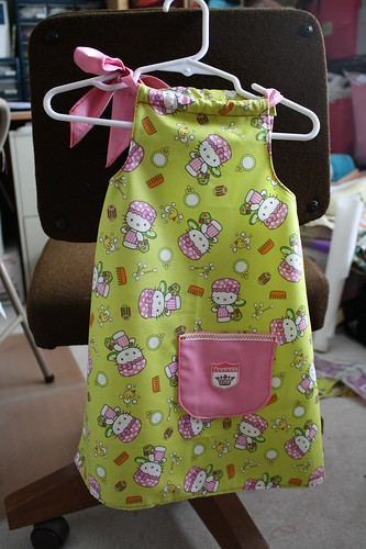 hello kitty pillow case dress | by MoxyIdeas
