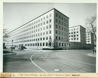 New Census Building,the Home Office of the Census Bureau, 1940 - 1941 | by The U.S. National Archives